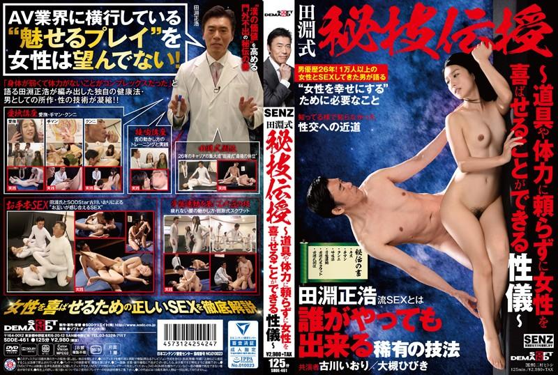 SDDE-461 - Hibiki Otsuki - cover