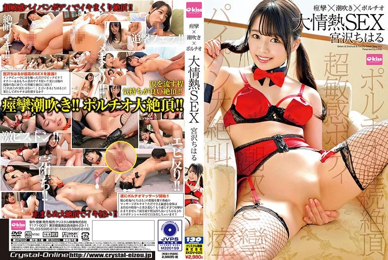 EKDV-625 - Chiharu Miyazawa - cover