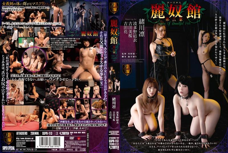 SSPD-113 - Yui Hatano - cover