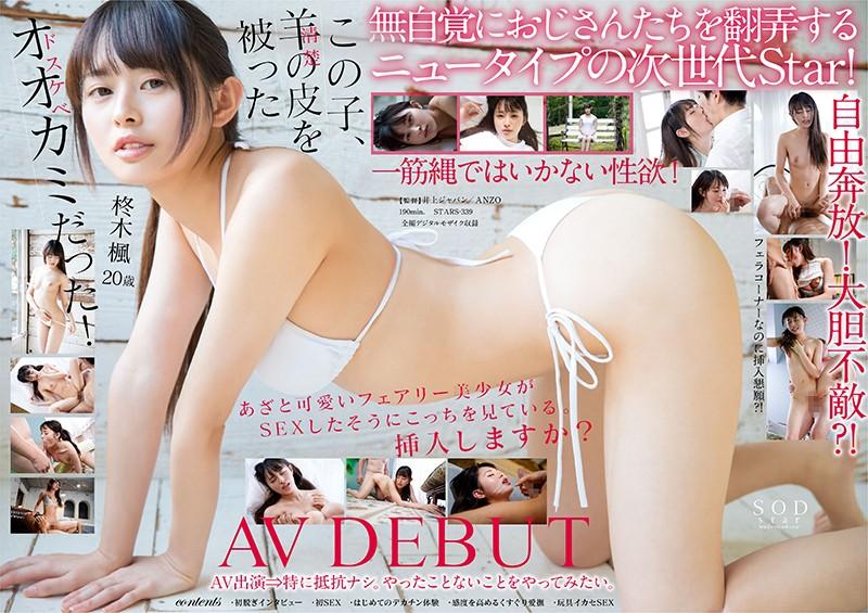 STARS-339 - Kaede Hiiragi - cover