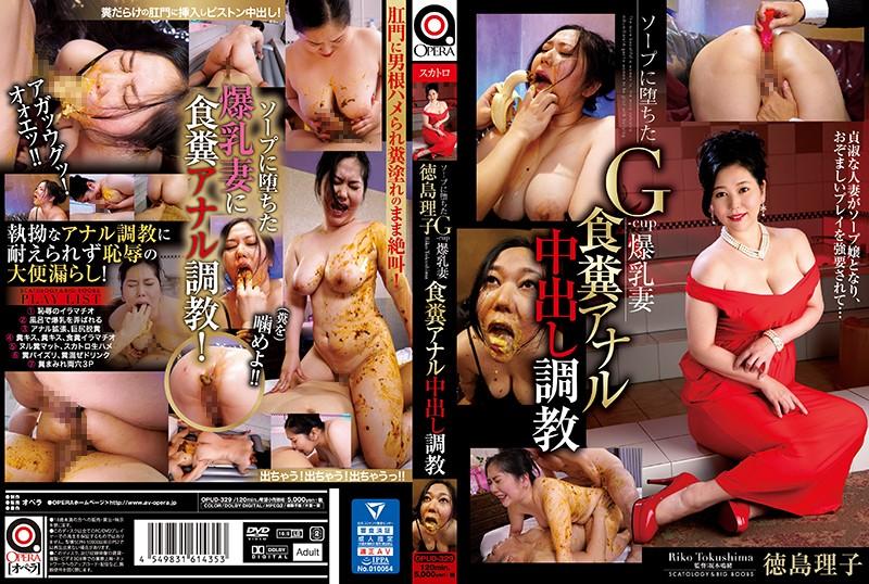 OPUD-329 - Riko Tokushima - cover