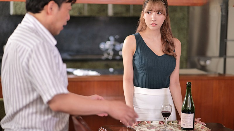 Got drunk and f***ed a helpless girl-Stepfather-Yua Mikami